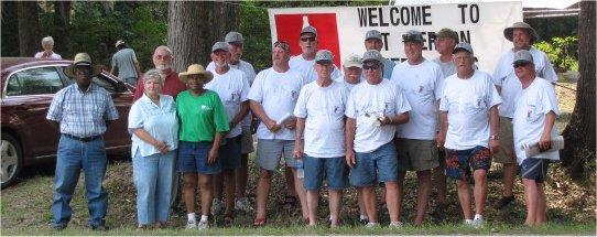 Town of Mount Vernon, Alabama, River Rats